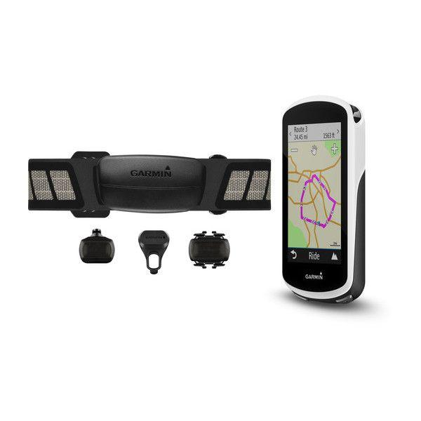 GPS GARMIN EDGE 1030 BUNDLE, HR, CAD