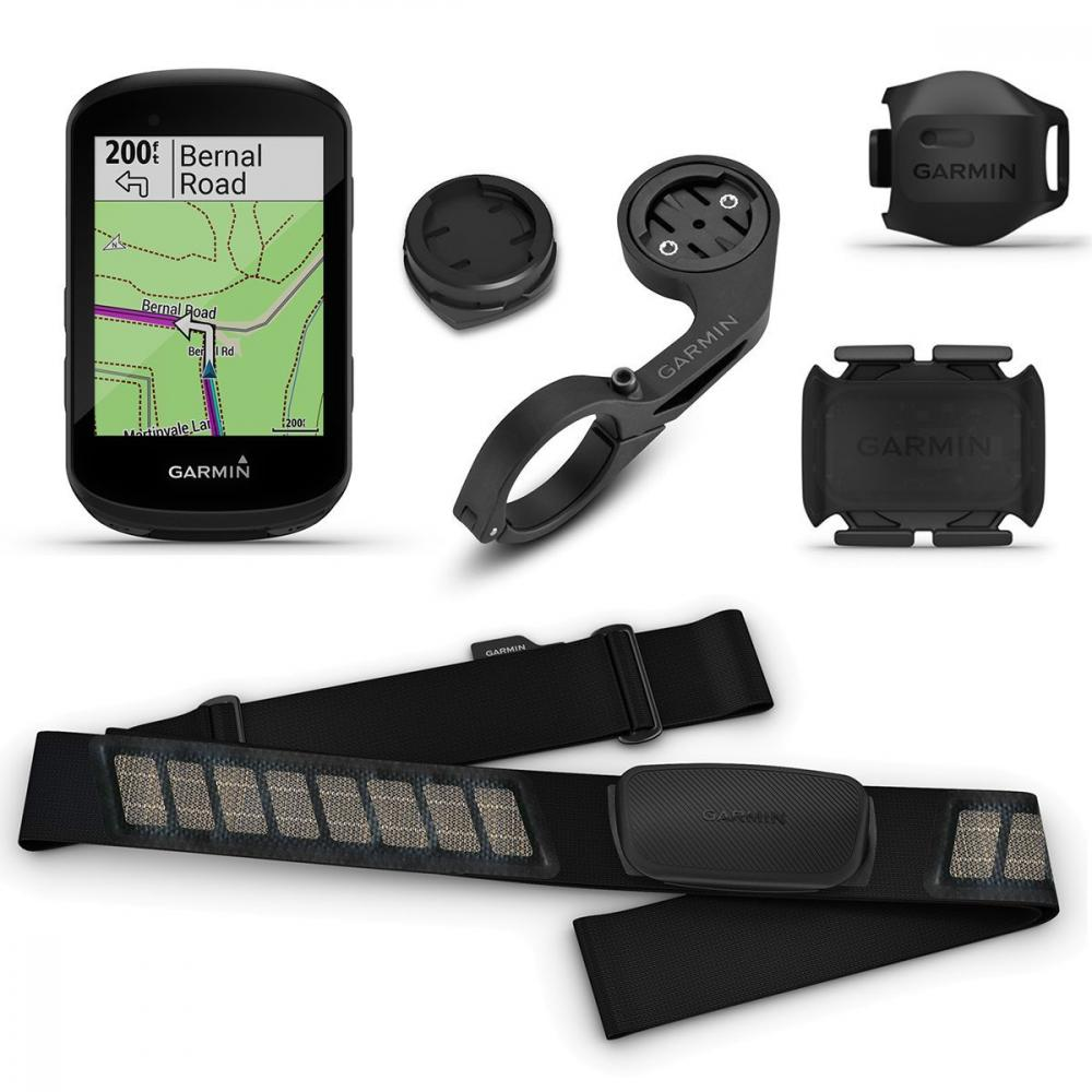 GPS GARMIN EDGE 530 BUNDLE