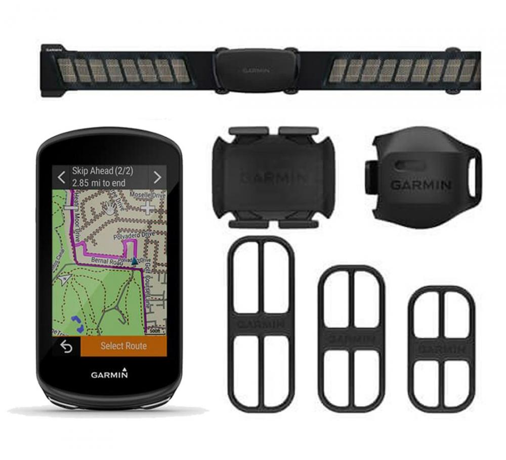 GPS GARMIN EDGE 1030 PLUS BUNDLE